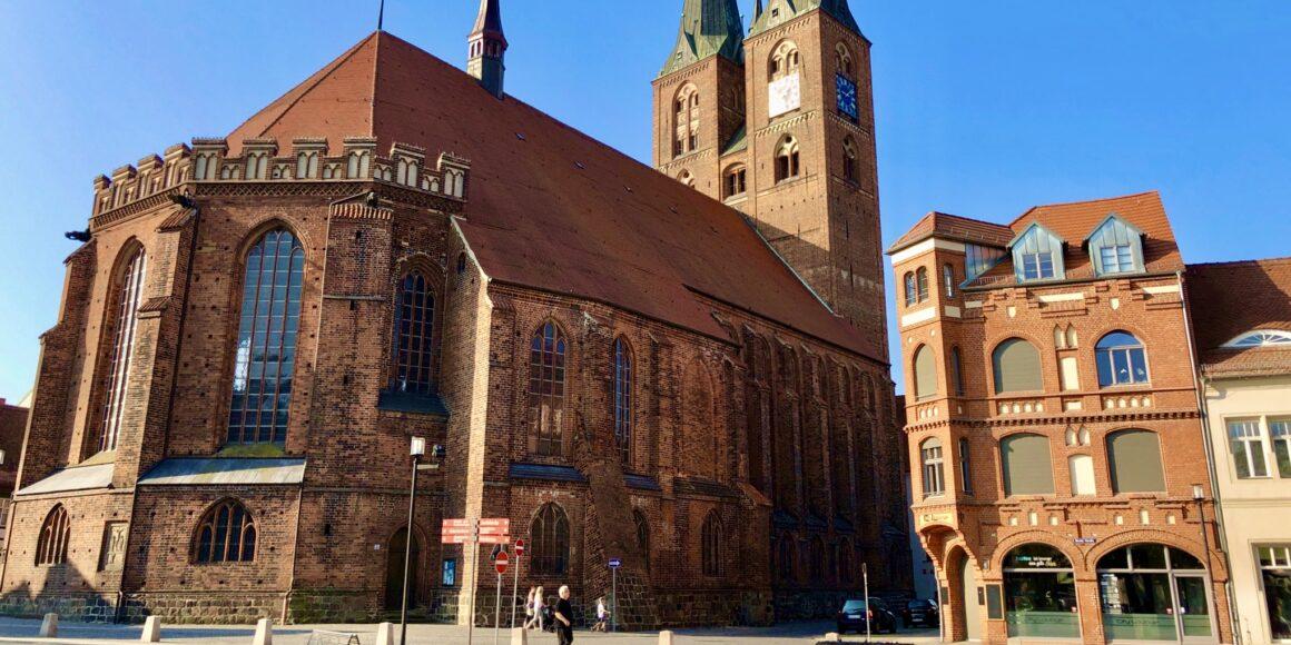 Tagesausflug in die Hansestadt Stendal