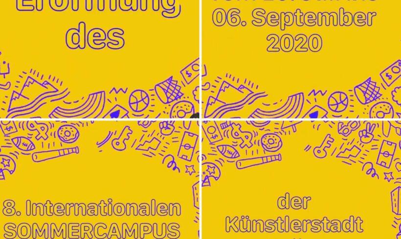 8. Sommercampus in der Künstlerstadt Kalbe