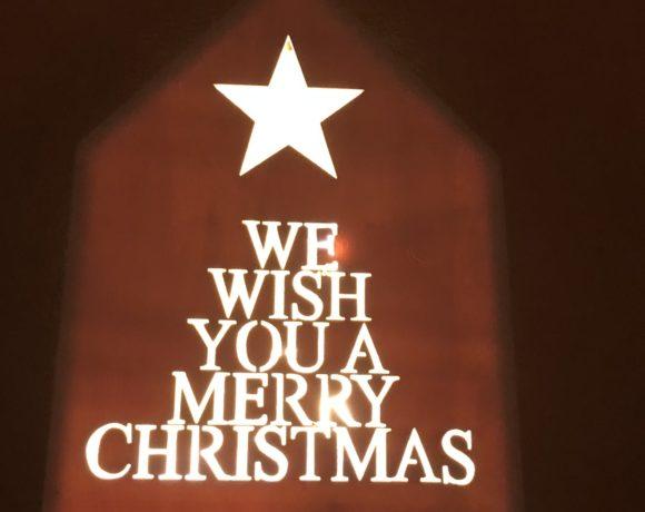 Frohe Weihnachten aus dem Pottkuchen