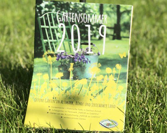 Gartensommer 2019