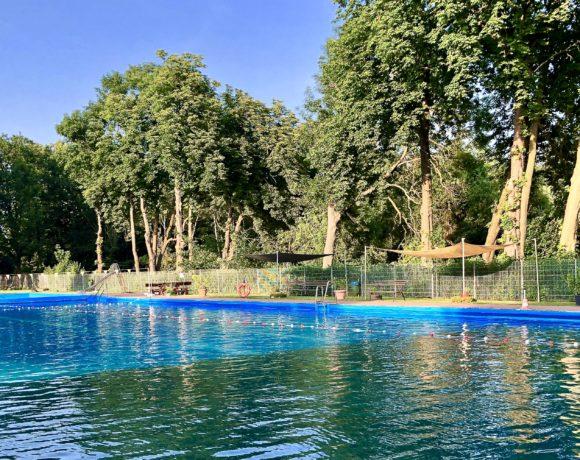 Badespaß im Freibad Kalbe (Milde)